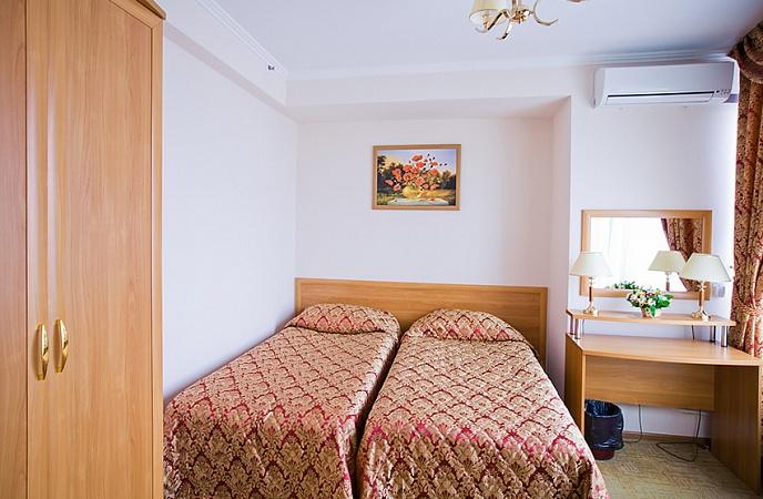 Вместительный комфорт в гостинице Аструс